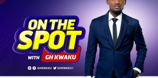 "Showbiz Blogger, Ghkwaku introduces YouTube Talkshow ""On The Spot"""