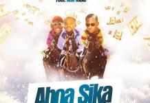 1Fame - Aboa Sika (feat. Kofi Mole) (Prod. by Walid Beatz)