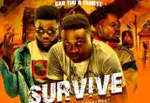 Dr Ray Beat - Survive (Feat Fameye & Gab Tuu)