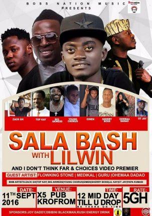 Lilwin to premiere videos