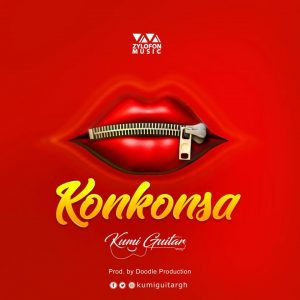 Kumi Guitar - Konkonsa (Prod. By Doodle Production)