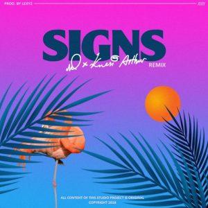 mO ft Kwesi Arthur - Signs (Remix)