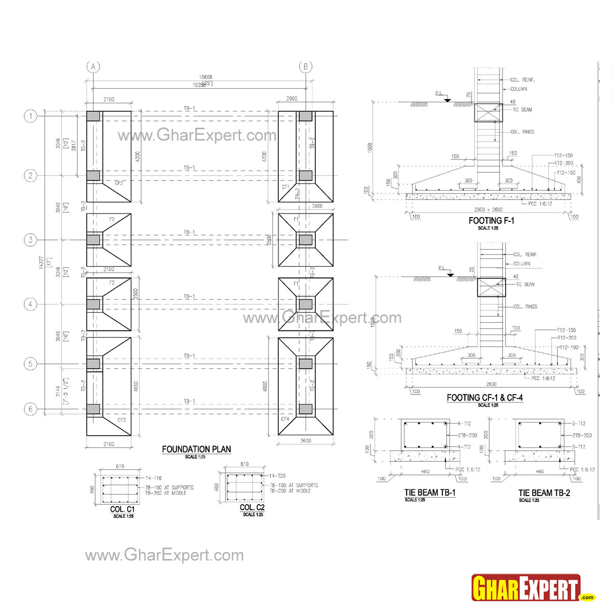 Bels 30x60 Pole Barn Blueprints