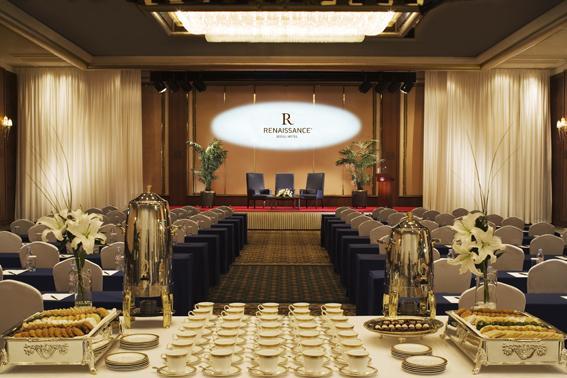 Banquet Hall interior design - GharExpert