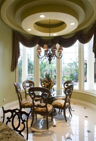 Dining Room Ceiling | Dining room Ceiling Designs | Tray ... on Dining Table Ceiling Design  id=56800