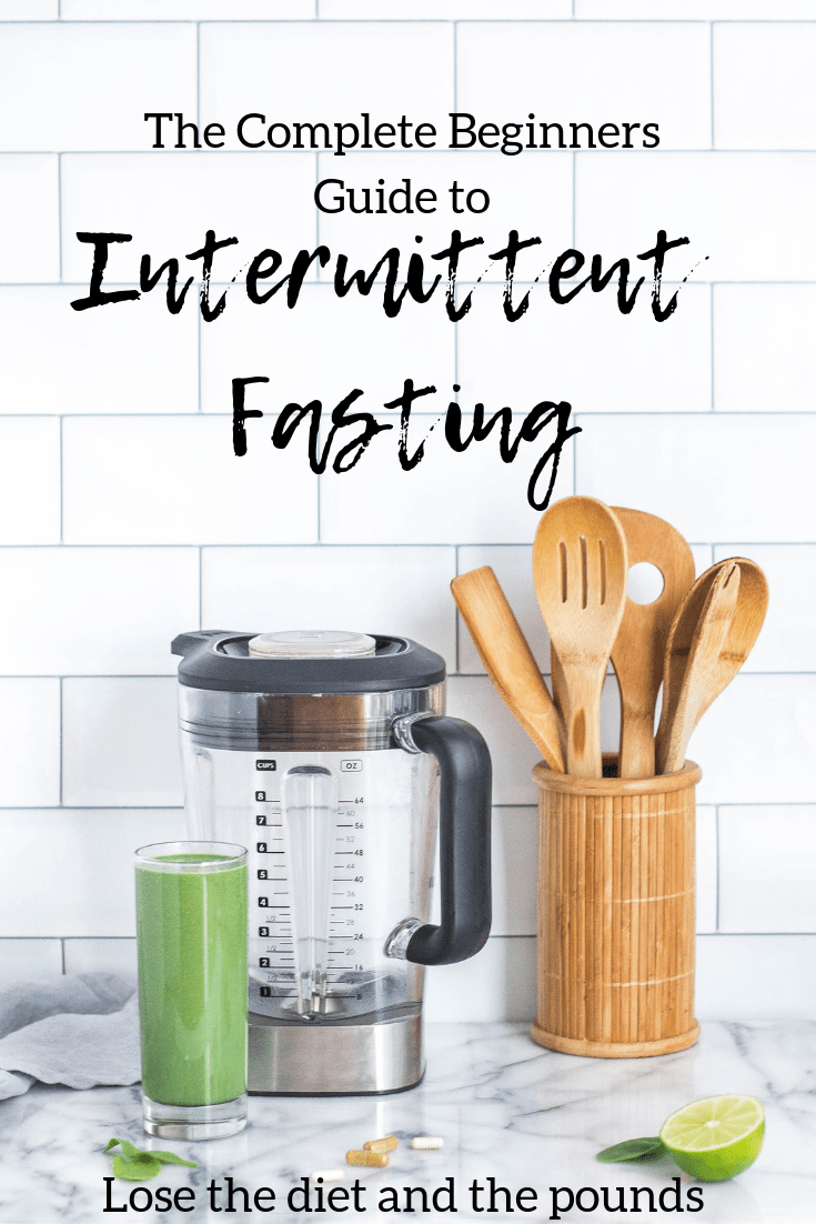 Are you tired of counting calories? Learn about intermittent fasting and lose weight in no time with this simple weight loss solution #intermittentfasting #dieting #weightloss #fastingtoloseweight