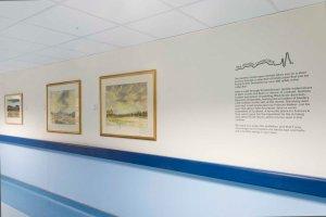 GHAT Exhibition show opening speech healthy landscape Grays