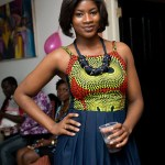 THERE'S NO FASHION INDUSTRY IN GHANA- VANESSA TEYE