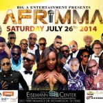 2014 AFRIMMA WINNERS: SHATTA WALE AND SAMINI LOOSES, DJ BLACK RULES, DAVIDO WINS ARTISTE OF THE YEAR AND SARKODIE PICKS ONLY ONE