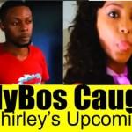 Wait! KalyBos Is Shooting Shirley's Blockbuster Movie, Caught on Set With Nikki & Joycelyn Dumas