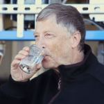 The World's Richest Man Bill Gates Has Drunk A Glass of Water Made From Human Faeces!
