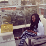 Genevieve Nnaji Shares Throwback Photo Of Herself As A Baby To Mark Her 40th Birthday