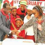 Photos From The 91st Birthday Of Robert Mugabe Which Allegedly Costed A Whopping 1 Million Dollars