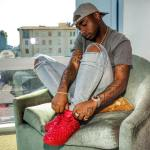 PHOTOS: Could Davido Be Chopping Down This Pretty American Singer?