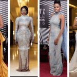 Here's What Your Favorite Female Celebrities Wore To The 2016 Glitz Style Awards