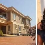 New Year, New Mega Mansion For Nollywood's Sweetheart Funke Akindele (PHOTOS)