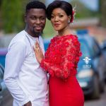 PHOTOS: A Plus Finally Weds Akosua Vee In A Grand Style