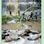 BREAKING! 17 Feared Dead In Kintampo Waterfalls Disaster With Photos