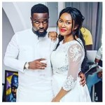 Sarkodie Will Marry Tracy But Not on June 17 – Rapper's Mum Curtails Rumours