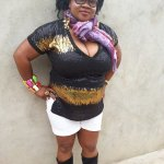 'I Will Never Reduce The Size Of My Breast Because I'm Proud Of It'-Mercy Asiedu