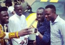 Papa Kumasi & Kumawood Actors