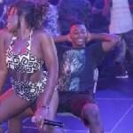 Twerking Ball: Ebony Reigns Takes Her 'Twerking' To UG's Jubiliee Hall Week