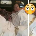 Leaked Photos: Akrobeto & Vivian Jill 'Caught' Making Love