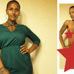 This Somalian Mother Born Of Four Bares Her Breasts On Instagram Just To Convey This Message-Read Full Story-(Photos)