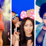 Video: How One Boss Chick Known As Dotty Lana Tried Beating Shatta Michy At Hajia4Real's Party