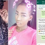 Conversation Between A Nigerian Lady And Her Dad After She Asked Him For Ghc15 Airtime Is Just Too Epic.. Her Dad Is A Savage! (screenshots)