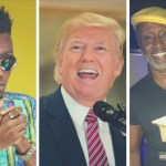 Opanka Jumps On Donald Trump's 'Shithole' To Compose A Song & Reggie Rockstone Can't Think Far