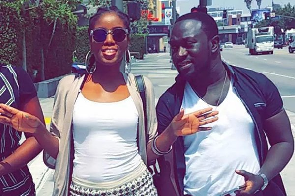mzvee - Richie was sacked from the VGMA Board because of MzVee – George Quaye reveals