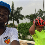 "Romantic Papa: ""My Love For You Is Timeless, Thank You For Making Me The Man Of My Dreams""–Zylofon Boss Nana Appiah Mensah Showers Love On Wife"