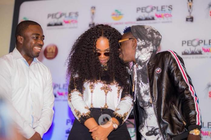 Shatta Wale and Michy dating again