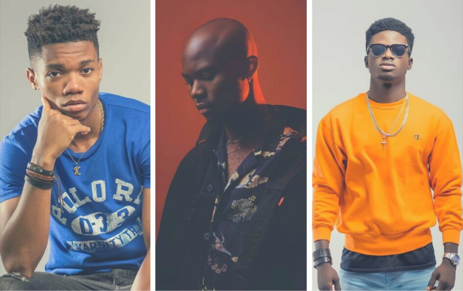 Kuami Eugene, KiDi & King Promise Continue To Put Ghana On The Map ...