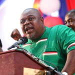 PHOTO: Koku Anyidoho's Arrest Provokes Free For All Fight And It Reminds Me Of Stonebwoy And Bulldog
