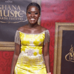 Fella Makafui's Ghc1,000 Dress To The 2018 VGMA