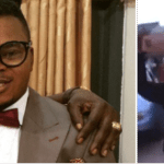 SHOCKING: Angel Obinim Punishes Woman To Carry A Bag Of Cement Around For Lotto Number