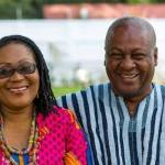 John Dramani Mahama Honours His Wife On Mother's Day & His Choice Of Words Will Melt Your Heart
