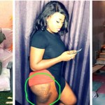 Photos: Fans Mount Pressure On Sista Afia To Remove Her New Tattoo Which Cost GH¢2 According To Them