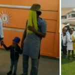 Anas Aremeyaw Anas Meets The Schoolboy Who Wants To Be Like Him In Future (+ Photos)