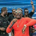 I wish I could complete university – Shatta Wale says after performing at the Commonwealth grounds