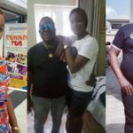Nigerian Girl Posts Photos Of Her & Mr.Ibu In A Hotel & Brags Sleeping With The Actor–Says She Feels On Top Of The World