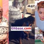 HOT VIDEO: Actress Vicky Zugar Gives Fred Amugi A Wicked 'Wind' As He Celebrates His 70th Birthday