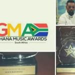 Quata Budukusu Wins 'Hip Life Artiste of The Year' – Ghana Music Awards South Africa 2018 (+ Full List of Winners)