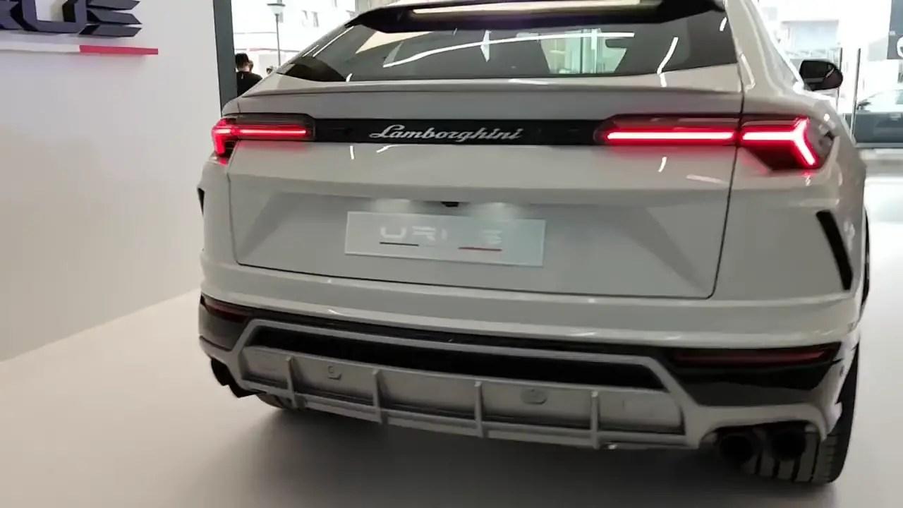Wizkid Buys A Brand New Lamborghini Urus Worth More Than 270 000