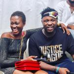 """""""I Have Found Happiness In You, God Bless You""""–Fella Makafui Writes Beautiful Love Letter To Medikal"""