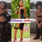 Hunger For Fame, Craziness Or Fun? Akuapem Poloo Goes Topless In A New Video And Everyone Is Talking About It