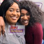 Peace & Love: Wendy Shay Apologises To MzGee For Telling Her She Asked A 'Dumb' Question (Photos)