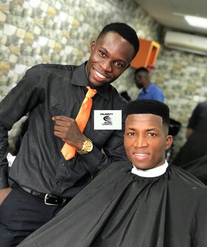 IMG 20190226 035947 567 - Get Familiar With Celebrity Barber, The Brain Behind Sarkodie, Shatta Wale, KiDi, Other Celebrities' Haircut